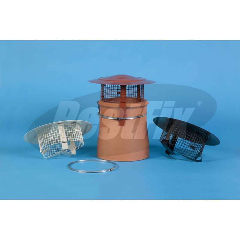 Bird Guard Bonnet Chimney Cowl