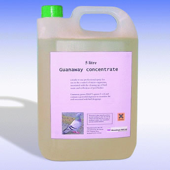 Guanaway Avian Disinfectant Cleaner