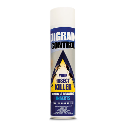 Digrain Control - Mosquito Killer - Surface Spray
