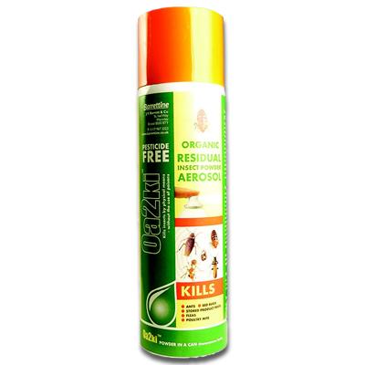 Oa2ki Aerosol Diatomaceous Earth Organic Poultry Red Mite Powder