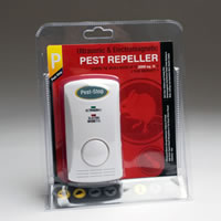 Pest Stop Whole House Ultrasonic Electromagnetic Pest Repeller