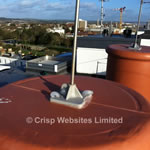 Seagull Post and Wire Kits For Surface Mounting