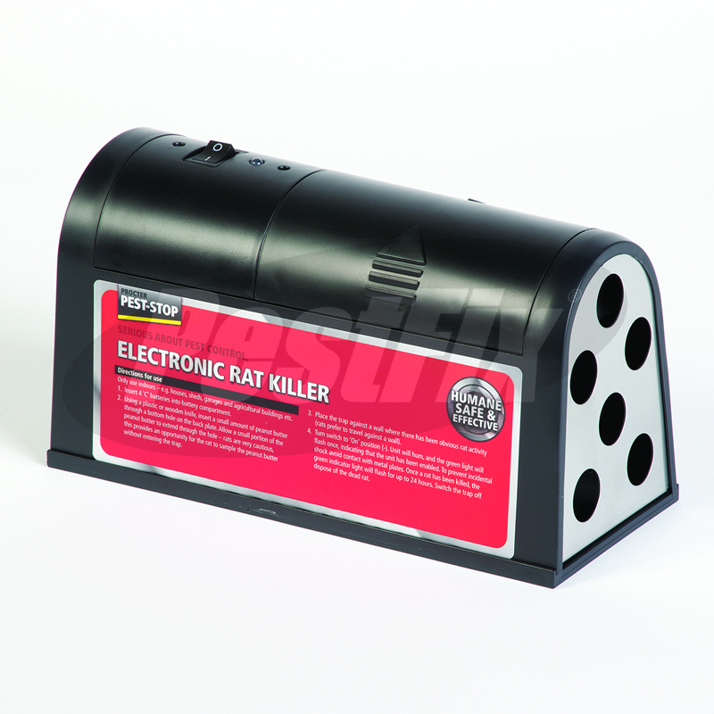 Pest-Stop Electronic Rat Killer