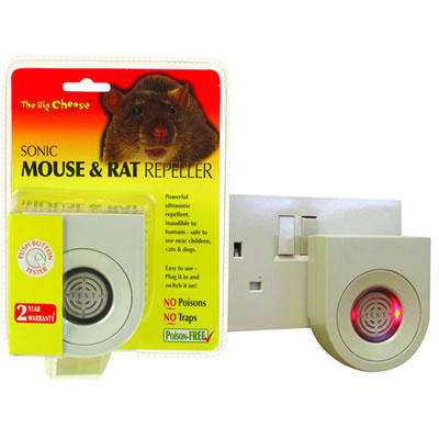 Sonic Mouse and Rat Repeller