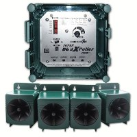 Super BirdXPeller Pro Digital 4-Channel Bird Scarer Version 1