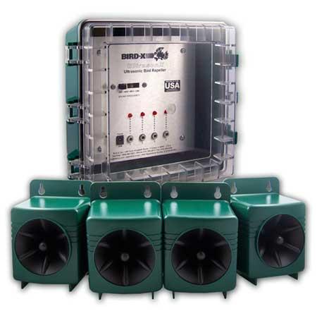 UltrasonX 4-Channel Ultrasonic Deterrent