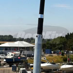 Hawk Kite Free Standing Mount