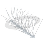 Bird-X Pigeon Spikes Wide in Stainless Steel by PestFix