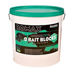 ROMAX� D Bait Blocks  All Weather Bait Blocks