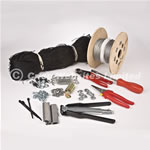 Pigeon Netting Kits For Cladding
