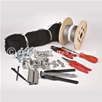 Starling Netting Kits For Steelwork