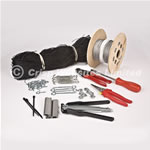 Pigeon Netting Kits For Timber