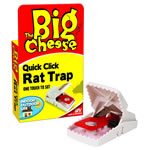 Quick Click Rat Trap