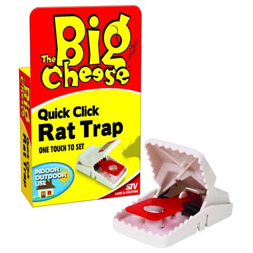 Quick Click Rat Trap