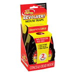 Revolver Mouse Trap Twin Pack