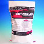 ROMAX Bromadiolone On Whole Wheat Rodenticide