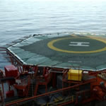 Scarecrow Bio-Acoustic Ex-Rated System For Offshore Rigs and Heli-Decks